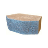 Walnut Basic Concrete Retaining Wall Block (Common: 12-in x 4-in; Actual: 11.5-in x 4-in)