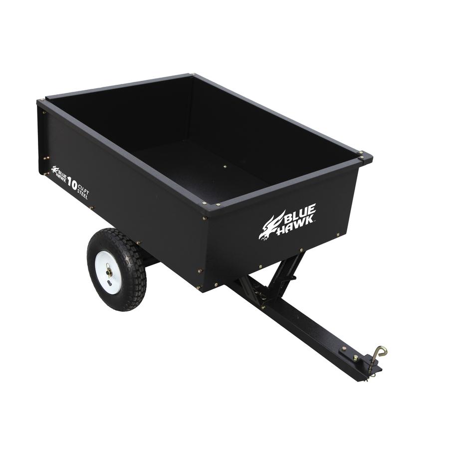 Blue Hawk Dump Cart