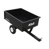 Blue Hawk 10-cu ft Steel Dump Cart