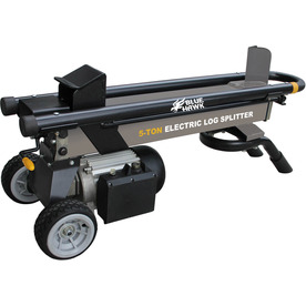 Blue Hawk 5-Ton Electric Log Splitter