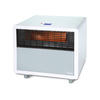 Crane 5,118.21-BTU Infrared Quartz Compact Personal Electric Space Heater with Thermostat and Energy Saving Setting