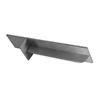 Federal Brace Carrier 2-in x 3-in x 10-in Plain Steel Countertop Support Bracket