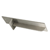 Federal Brace Carrier 2-in x 3-in x 10-in Stainless Steel Countertop Support Bracket
