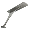 Federal Brace Foremont 6-in x 2-in x 10-in Stainless Steel Countertop Support Bracket