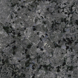 Shop SenSa 2-in W x 3-in L Cosmic Grey Granite Kitchen Countertop ...