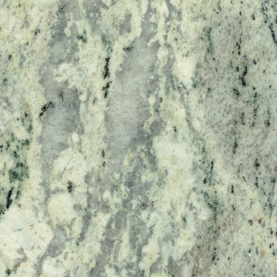 Shop sensa silver silk granite kitchen countertop sample for Kitchen samples