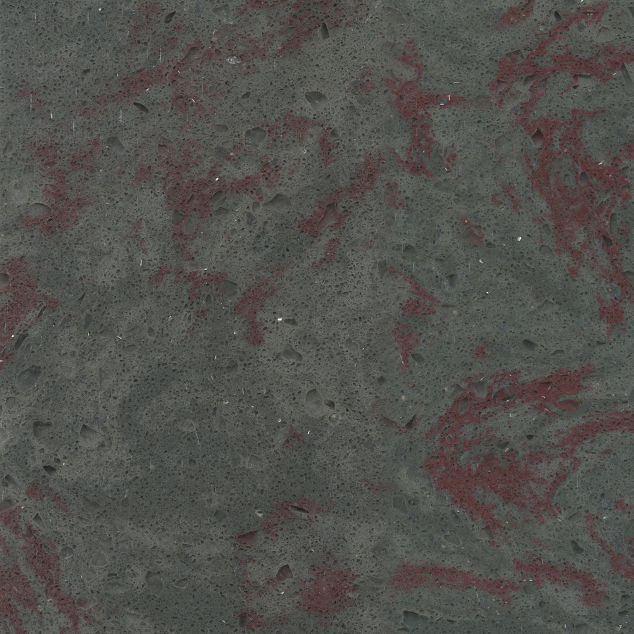 Shop Silestone Tritium Quartz Kitchen Countertop Sample At