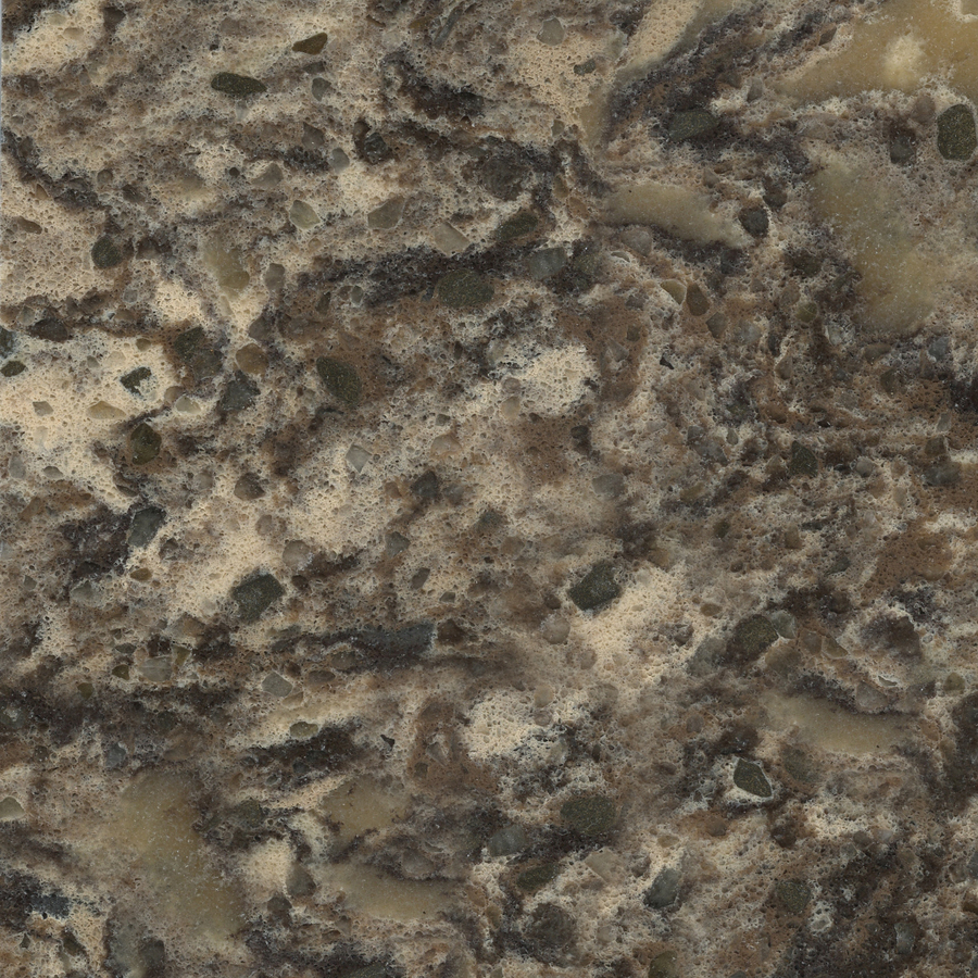 Shop silestone zynite quartz kitchen countertop sample at for Who makes quartz countertops
