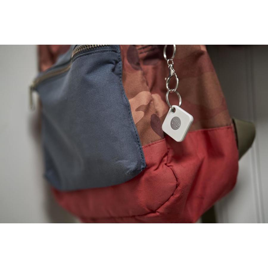 Tile Mate White Item Locator In The Security Alarm Accessories Department At Lowes Com
