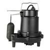 Utilitech Pro .33-HP Cast Iron Submersible Sump Pump