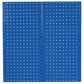 LocBoard LocBoard Steel Pegboard (Common: 3-ft x 2-1/2-ft; Actual: 36-in x 18-in)