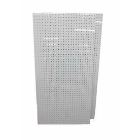 DuraBoard DuraBoard Polypropylene Pegboard (Common: 2-ft x 4-ft; Actual: 24-in x 48-in)
