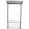 Storability 18.125-in W x 9.25-in H x 34.25-in D Steel Wall Mounted Shelving