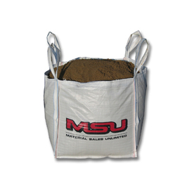 Material Sales Unlimited 3/8-in Gravel Bulk Bag