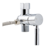 Brondell Stainless Steel Bidet Accessory Kit