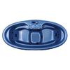 QCA Spas 2-Person Oval Hot Tub