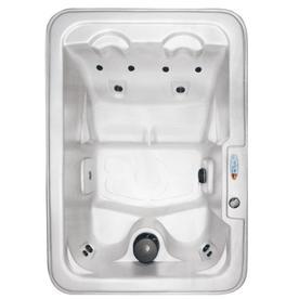 QCA Spas 4-Person Rectangular Hot Tub