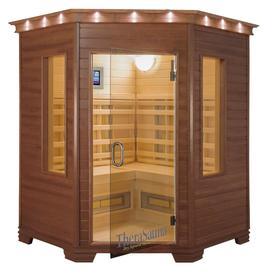 TheraSauna 78-in H x 39-in W x 64-in D Indoor Sauna