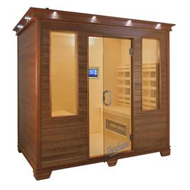 TheraSauna 74-in H x 76-in W x 54-in D Indoor Sauna