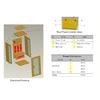 Better Life 72-in H x 39-in W x 36-in D Hemlock Fir Wood Indoor Sauna