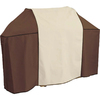 Master Forge Khaki Brown Vinyl 60-in Gas Grill Cover