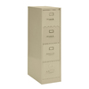 edsal Sandusky Vertical Files Putty 4-Drawer File Cabinet