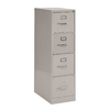 edsal Sandusky Vertical Files Dove Gray 4-Drawer File Cabinet