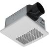 Utilitech 1.5-Sone 90-CFM White Bathroom Fan