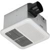 Utilitech 1.2-Sone 110-CFM White Bathroom Fan ENERGY STAR