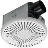 Home NetWerks 1.5-Sone 90-CFM White Bathroom Fan
