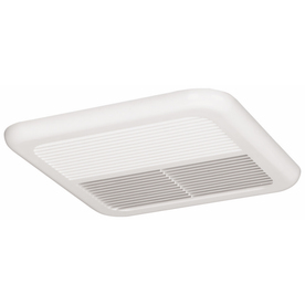 Harbor Breeze 1.2-Sone 110-CFM White Bathroom Fan ENERGY STAR