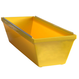 Blue Hawk 1/2-Gallon Ready-to-Use Plastic Mud Pan