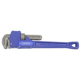 Kobalt 14-in Malleable Iron Wrench Individual Pipe Wrench