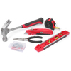 Task Force 6-Piece Steel and Plastic Tool Set