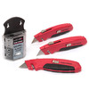 Task Force 3-Piece Utility Knives with 50 Blades