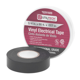 Utilitech 3/4-in x 66-ft Professional Electrical Tape