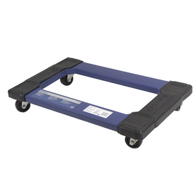 Kobalt 3-in Plastic Swivel Furniture Dolly