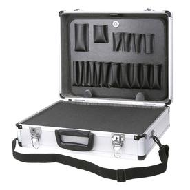 Task Force 20-in Silver Aluminum Lockable Tool Box
