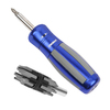Kobalt 13-Piece 6-in Ratcheting Multi-Bit Screwdriver