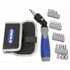 Kobalt 25-Piece 8-in Ratcheting Multi-Bit Screwdriver