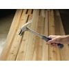 Kobalt 20-oz Checker Face Design Angle Handle Hammer