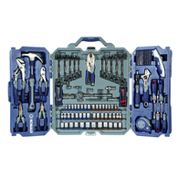 173-Piece Professional Tool Set w/Case