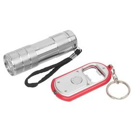 Task Force LED Handheld Battery Flashlight