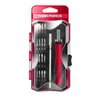 Task Force 18-Piece Ratchet Precision Screwdriver Set