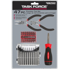 Task Force Household Tool Set (47-Piece)