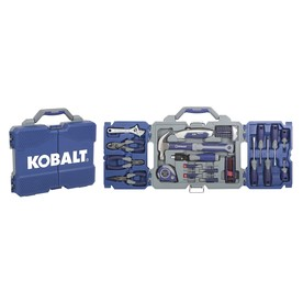 Kobalt 69-Piece Tri-Fold Home Tool Set