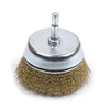 Kobalt 3-in Wire Cup Brush
