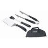 Master Forge 4-Piece Grilling Tool Set