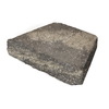 Gray/Charcoal Basic Concrete Retaining Wall Cap (Common: 16-in x 3-in; Actual: 16-in x 3-in)