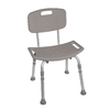 Drive Medical Plastic Freestanding Shower Chair